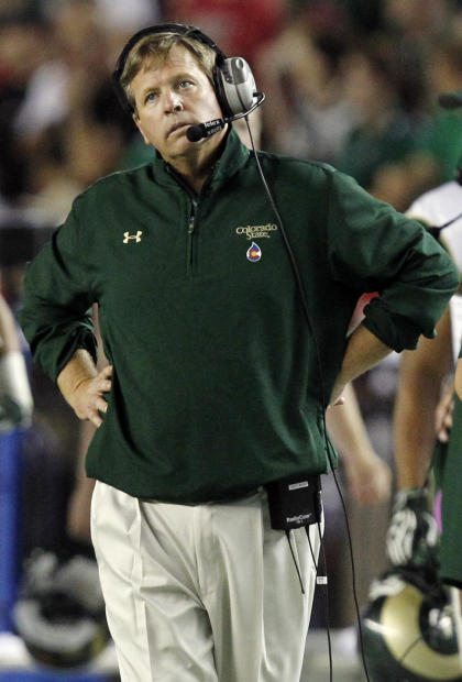 Florida paid a hefty price to get Jim McElwain from Colorado State. (AP)