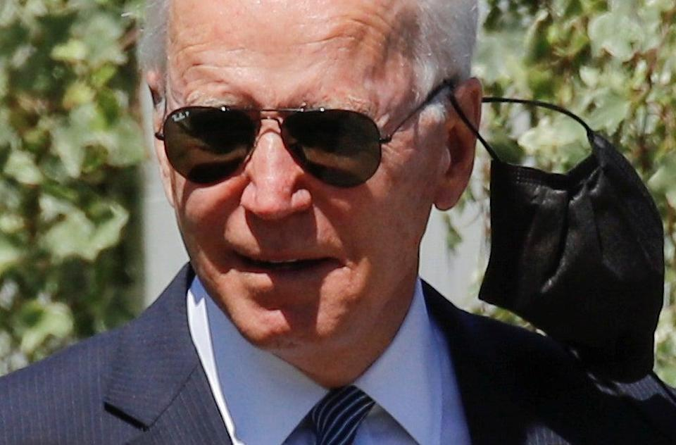 US President Joe Biden has been criticised for 'lack of empathy' on Afghanistan (PA) (PA Wire)