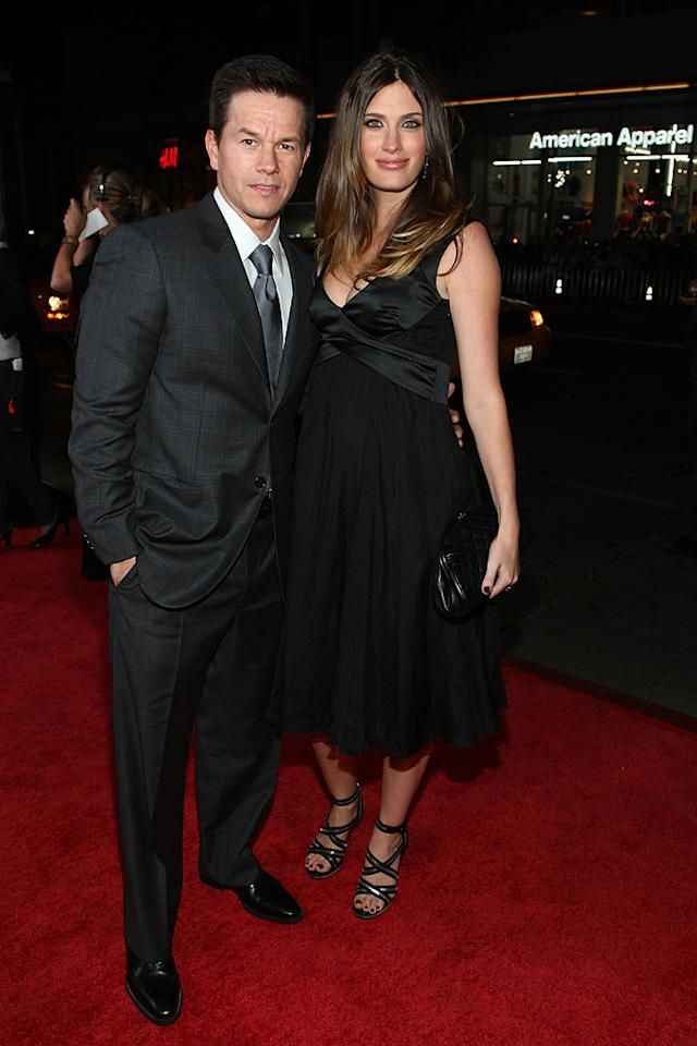 """<a href=""""http://movies.yahoo.com/movie/contributor/1800019716"""">Mark Wahlberg</a> and Rhea Durham at the Los Angeles premiere of <a href=""""http://movies.yahoo.com/movie/1810007086/info"""">Max Payne</a> - 10/13/2008"""