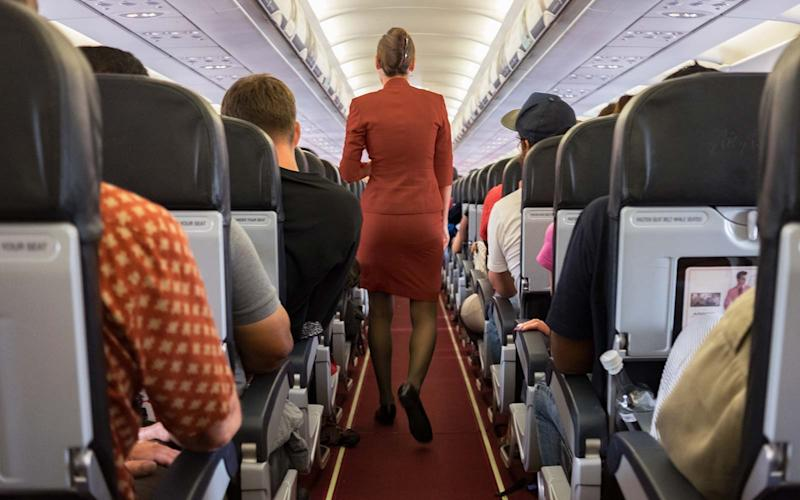 Sexual Harassment on Planes Is an 'Epidemic' for Flight Attendants