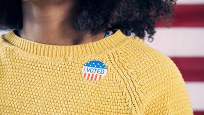 Black women are more motivated to vote in the 2020 election than ever before, according to a new #BlackWomenVote 2020 nationwide poll released by Higher Heights. The poll's findings also suggest that a majority of Black women believe that their turnout at the polls will make the biggest difference in this year's election results