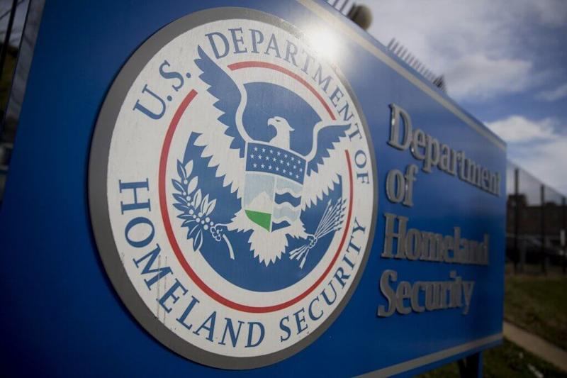 Department of Homeland Security developing blockchain security tech