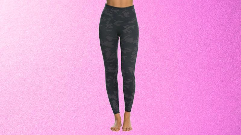 Spanx Look at Me Now' Seamless Leggings. (Photo: Nordstrom)