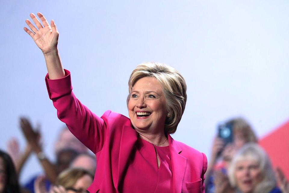 <p><strong>'To all of the little girls who are watching this, never doubt that you are valuable and powerful and deserving of every chance and opportunity in the world to pursue and achieve your own dreams.'</strong></p><p>Hillary Clinton's concession speech after losing the US presidency to Donald Trump in 2016.</p>