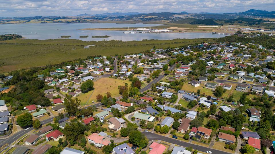 Authorities in New Zealand have said the town of Whangarei is one of the areas under threat in the tsunami warning (Getty Images/iStockphoto)