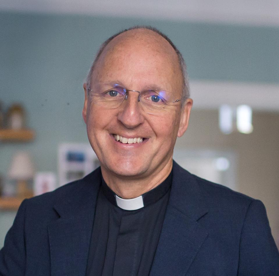 The Dean of St Paul's Cathedral, the Very Reverend David Ison