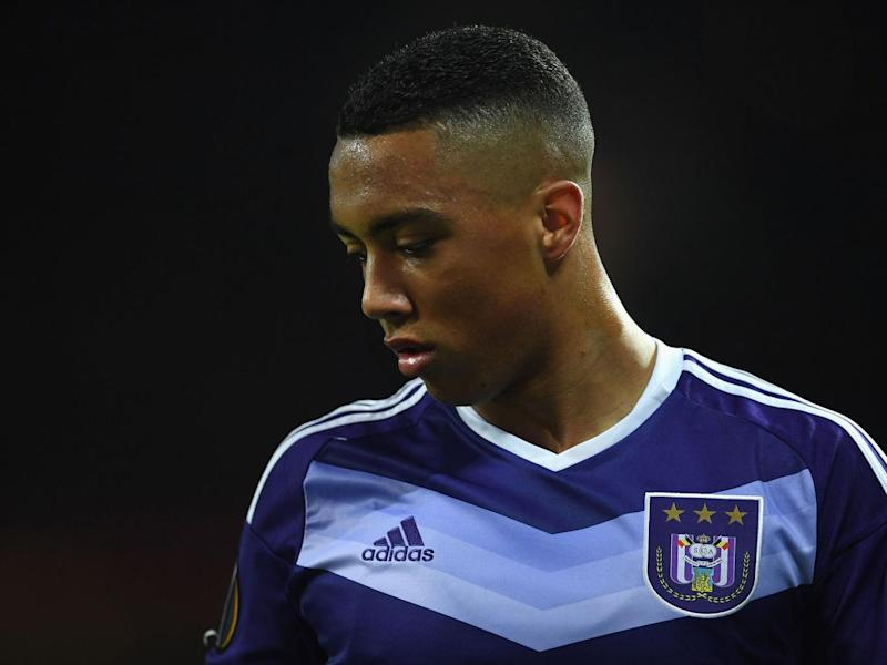Youri Tielemans has started to make a name for himself (Getty)