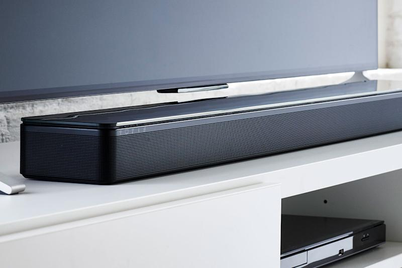 Bose refreshes its home theater lineup with a new sound bar, surround sound systems