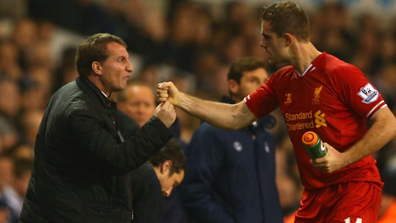 Rodgers: Liverpool title win an incredible moment in club's history