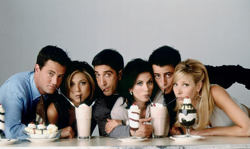 The Seven Best Food Moments From 'Friends'—And Recipes to Go With Them