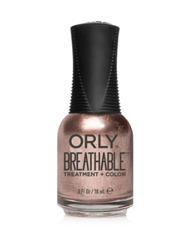 """<p><strong>Orly</strong></p><p>ulta.com</p><p><strong>$9.99</strong></p><p><a href=""""https://go.redirectingat.com?id=74968X1596630&url=https%3A%2F%2Fwww.ulta.com%2Fbreathable-treatment-color%3FproductId%3DxlsImpprod14481009&sref=https%3A%2F%2Fwww.oprahdaily.com%2Fbeauty%2Fg36209337%2Fbest-nail-strengtheners%2F"""" rel=""""nofollow noopener"""" target=""""_blank"""" data-ylk=""""slk:Shop Now"""" class=""""link rapid-noclick-resp"""">Shop Now</a></p><p>This is your nail polish, top and base coat, and treatment, all wrapped up in one, says Silandra. """"There are so many different colors to choose from and it helps your nails regain strength with argan oil and vitamins B5 and C,"""" she explains. """"I use these colors on set all the time.""""</p>"""