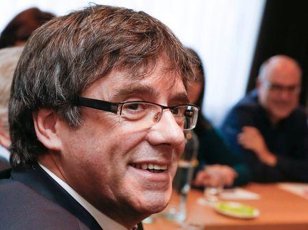 Puigdemont pulls back from candidacy for Catalan leadership