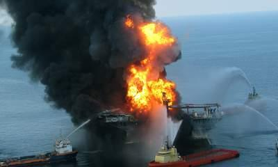 Gulf Of Mexico Spill Costs BP More Than \$38bn