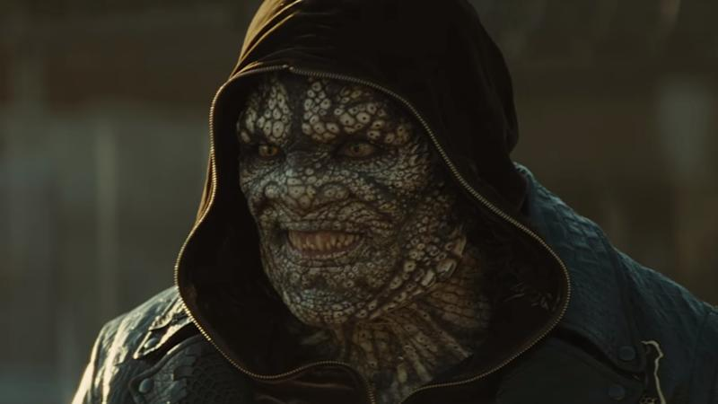 Adewale Akinnuoye-Agbaje portrayed Killer Croc in the 2016 superhero film 'Suicide Squad'.
