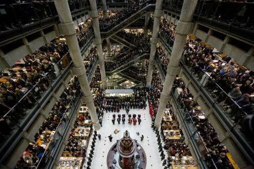 Lloyd's of London warns against Brexit