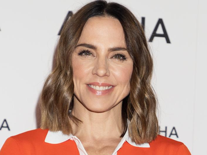 """A picture of """"Spice Girl"""" Melanie C."""