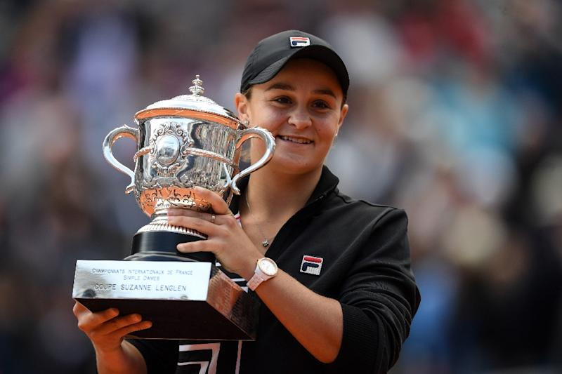 Nick Kyrgios has backed fellow Australian Ashleigh Barty to add more Grand Slam titles to the French Open