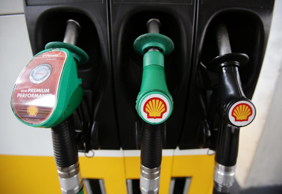 Royal Dutch Shell posted its latest results. Photo: PA