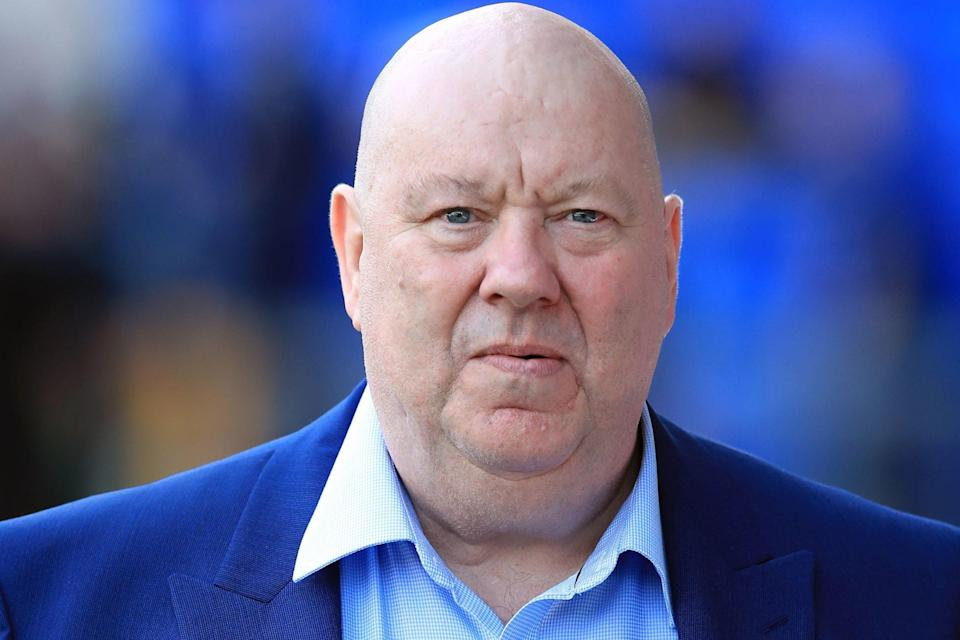 <p>Liverpool mayor Joe Anderson has been released on bail</p> (PA)