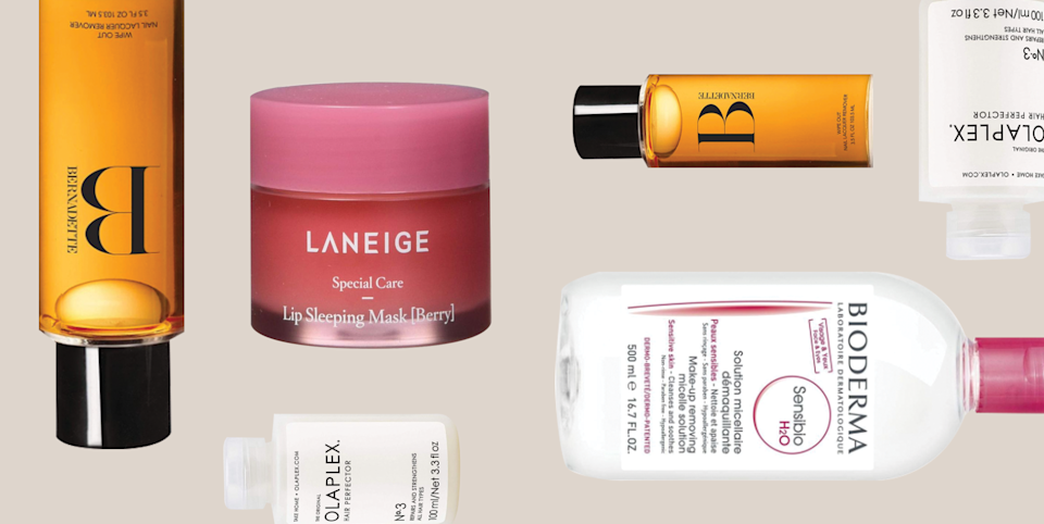 """<p>Sure, you probably already turn to Amazon for your everyday essentials. But if you don't think of the online retailer as a beauty shopping destination, I've got 49 reasons why you should. Not only does Amazon carry most of the <a href=""""https://www.cosmopolitan.com/style-beauty/beauty/a31991841/cosmo-beauty-awards-2020/"""" rel=""""nofollow noopener"""" target=""""_blank"""" data-ylk=""""slk:beauty award-winning products"""" class=""""link rapid-noclick-resp"""">beauty award-winning products</a> you've probs already tried and love, but it also offers tons of under-the-radar brands and freaking genius gadgets that you might not already know about. We're talkin' bathroom organizers, handy travel products, clever beauty problem solvers, (should I keep going? Okay!) luxe haircare, and all the body products you could ever need. </p><p>With all those options, shopping on Amazon can feel a little overwhelming, so I've done the dirty work and picked out only the best beauty buys on Jeff Bezos's blog (😉) that I think you or someone in your life would want. Keep scrolling to find out what they are and shop them all. And before you go after me in my DMs, I apologize in advance to your wallet.<br></p>"""
