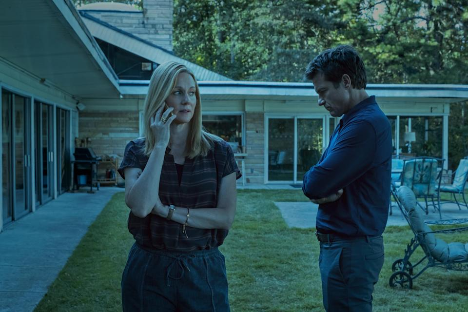 Ozark is tied with The Crown for six nominationsNetflix