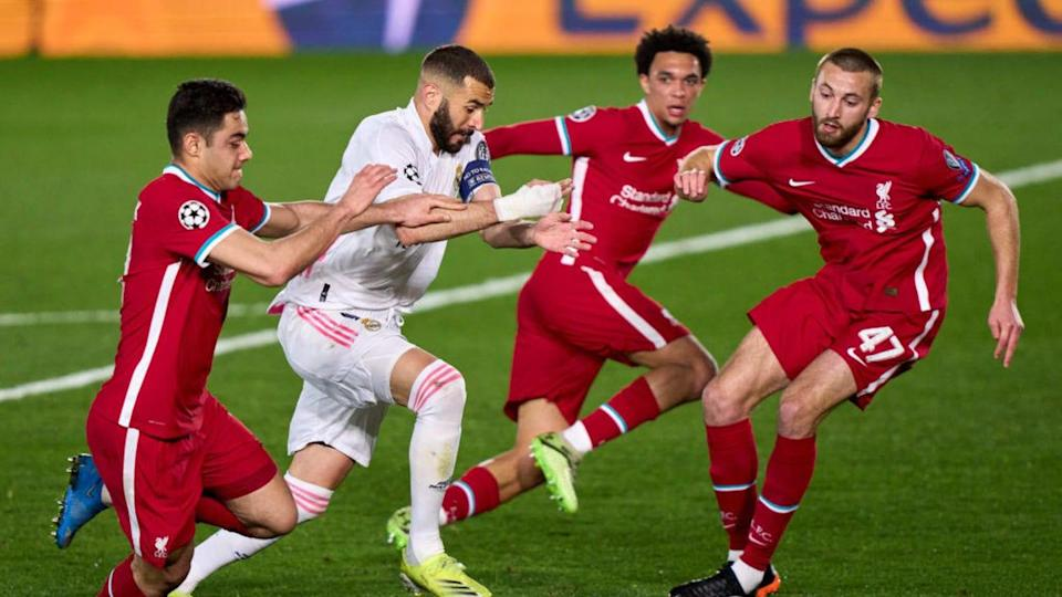 Real Madrid v Liverpool FC - UEFA Champions League Quarter Final: Leg One | Quality Sport Images/Getty Images