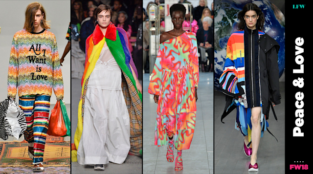 LFW Fall 2018 Trend Guide (Photo: Getty/Art: Quinn Lemmers)