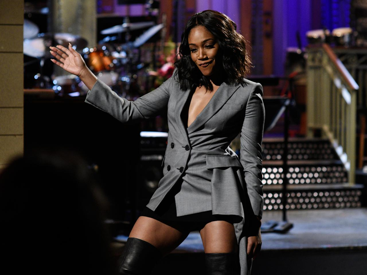 Tiffany Haddish Has Been A Fashion Superstar For All Of -1032
