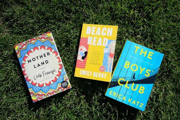 PHOTO: 25 novels you'll want to read this summer (Zibby Owens)