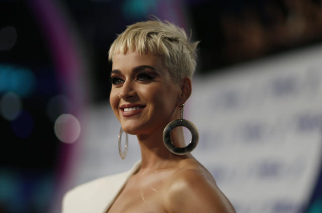Katy Perry's purchase of the former convent is waiting for approval from the Vatican.