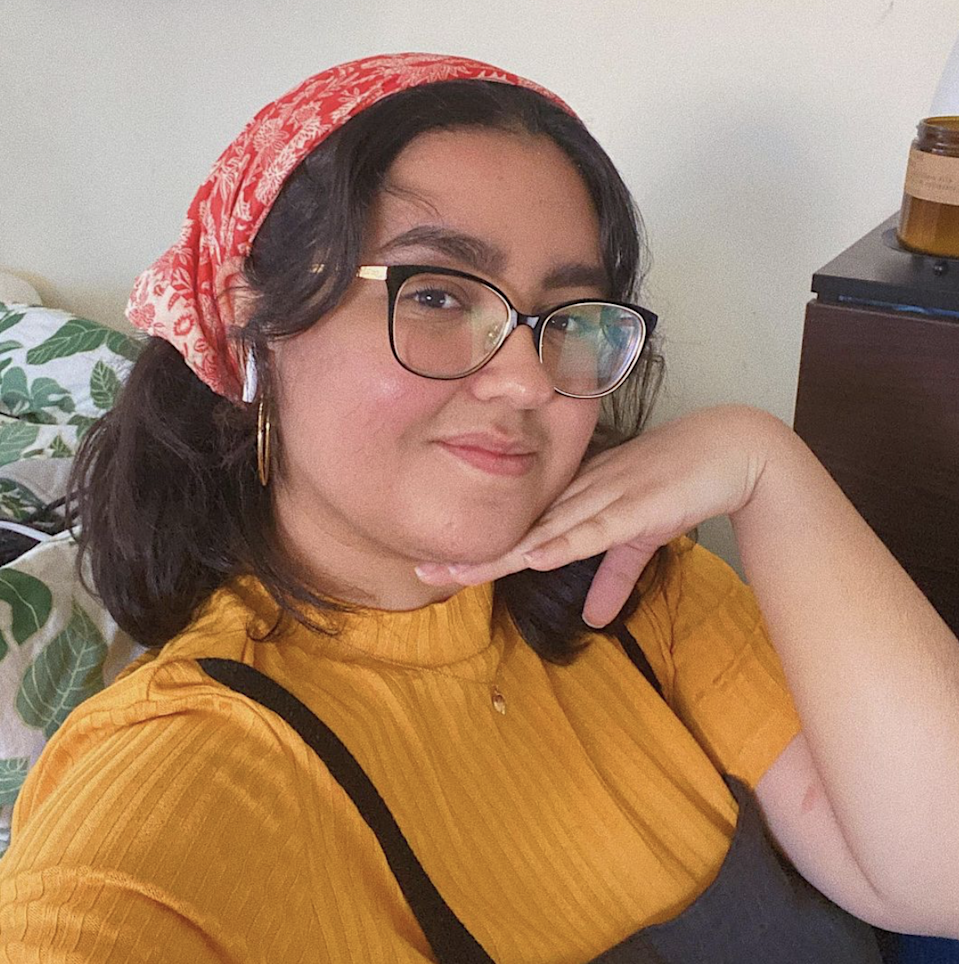 """<h2>Bandanas</h2><br>Mercedes here, to take it on home with the rest of my shopping picks. <br><br>The cottagecore aesthetic is still thriving in all of our little femme hearts. You need two things to be part of the coveted club: a lovely dress (check) and a bandana in your hair. This quick and easy hairstyle is iconic, practical, and perfect for summer. <br><br><br><em>Shop <strong><a href=""""https://goto.target.com/gzjyB"""" rel=""""nofollow noopener"""" target=""""_blank"""" data-ylk=""""slk:Target"""" class=""""link rapid-noclick-resp"""">Target</a></strong></em><br><br><strong>Universal Thread</strong> Women's Printed Bandana, $, available at <a href=""""https://go.skimresources.com/?id=30283X879131&url=https%3A%2F%2Fgoto.target.com%2FgzjyB"""" rel=""""nofollow noopener"""" target=""""_blank"""" data-ylk=""""slk:Target"""" class=""""link rapid-noclick-resp"""">Target</a>"""
