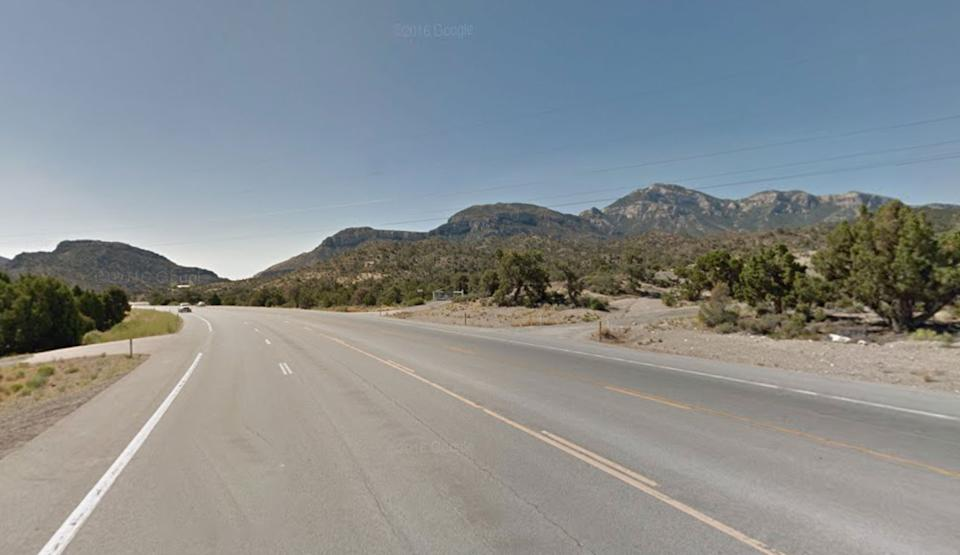 Police are still working to identify the young boy found near Mountain Springs. Source: Google Maps