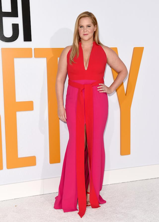 "Despite initial backlash, Amy Schumer's film ""I Feel Pretty"" has received a warm welcome. (Photo: Getty Images)"