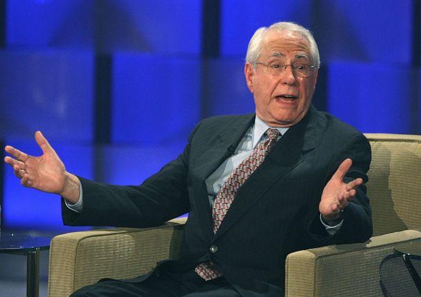 PHOTO: Democratic presidential hopeful Mike Gravel speaks at the Visible Vote '08 Presidential Forum, Aug. 9, 2007, in Los Angeles. (Robyn Beck/AFP/Getty Images)
