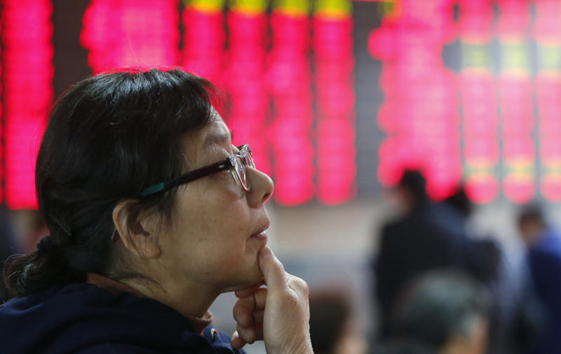Most Asian stocks down as Fed looms large