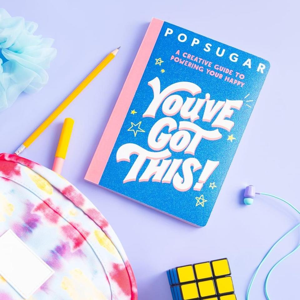 <p>Sometimes, we all need a little help finding our joy. Enter <span><b>You've Got This!</b></span> ($11), a creativity workbook to help you find what brings you joy, and then do more of that.</p>