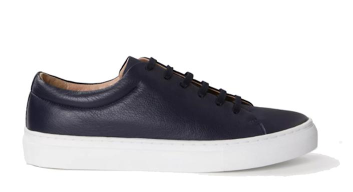 John Lewis & Partners Flora Lace Up Trainers