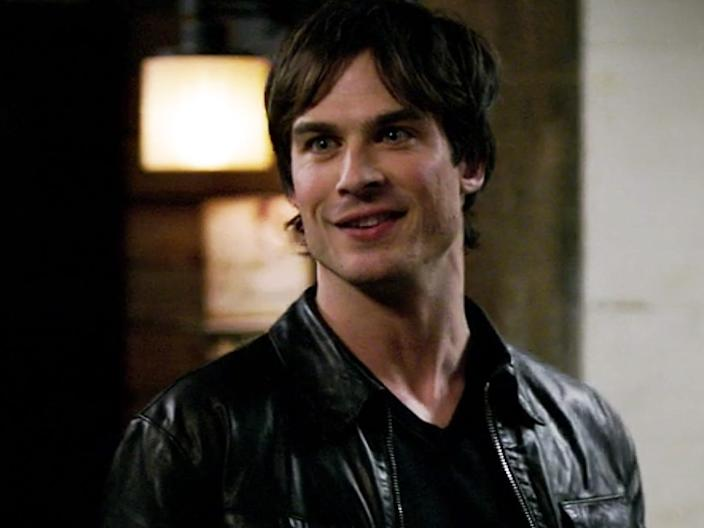 """Prior to """"TVD,"""" Ian Somerhalder played Boone Carlyle on """"Lost."""" <p class=""""copyright"""">The CW</p>"""