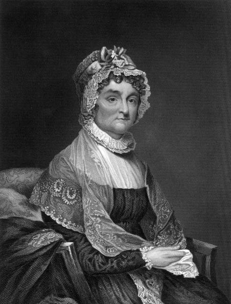 "<p>Unlike other first ladies, Abigail Adams actually rejected French fashion, opting for high-up embroidered collars. In a letter to her sister, she <a href=""https://twonerdyhistorygirls.blogspot.com/2017/03/abigail-adams-disapproves-of-french.html"" rel=""nofollow noopener"" target=""_blank"" data-ylk=""slk:wrote about her agreement"" class=""link rapid-noclick-resp"">wrote about her agreement </a>with a local preacher against the latest fashion, noting that he ""thinks there are some ladies in this city, who stand in need of admonition, and I fully agree with him.""</p>"