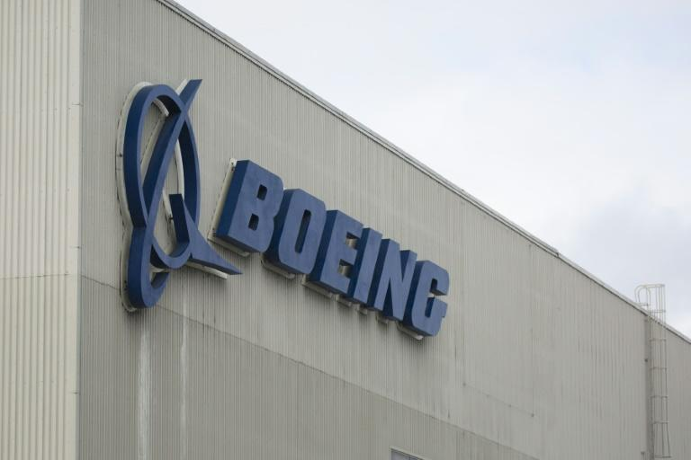 This file photo from March 12, 2019 shows a Boeing factory in Renton, Washington