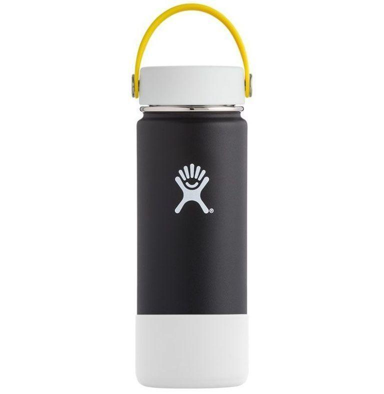 """<p><strong>Hydro Flask</strong></p><p>hydroflask.com</p><p><strong>$34.00</strong></p><p><a href=""""https://myhydro.hydroflask.com/my-hydro"""" rel=""""nofollow noopener"""" target=""""_blank"""" data-ylk=""""slk:Buy"""" class=""""link rapid-noclick-resp"""">Buy</a></p><p>Get a little creative and design him his own Hydro Flask water bottle—the size, the colors, the lid. And because it's Hydro Flask, you'll know the water bottle is a verified tank.</p>"""