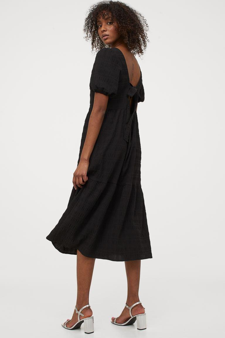 <p>You'll never tire of rocking this <span>H&amp;M Tie-Back Dress</span> ($30).</p>