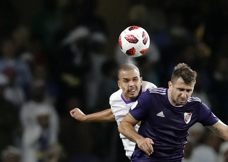 702cd9ebfb River Plate loses on penalties to Al Ain at Club World Cup