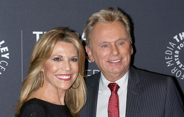 Vanna White took over Pat Sajak's <em>Wheel of Fortune </em>hosting duties in December while he recovered from surgery. (Photo: Jim Spellman/WireImage)