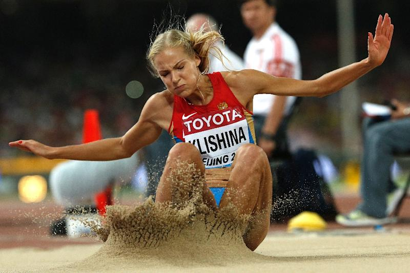 Klishina had been the only Russian track and field athlete allowed to compete at the Rio Games