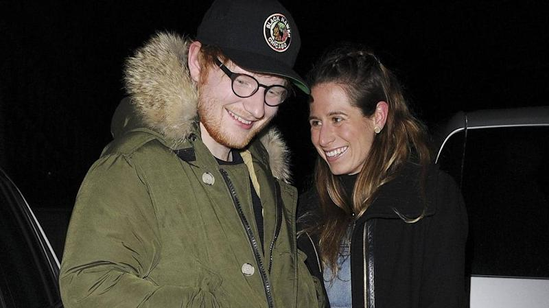 Ed Sheeran, Cherry Seaborn welcome their first child