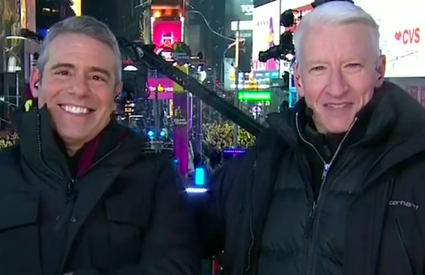 How to Stream CNN's 'New Year's Eve Live With Anderson Cooper and Andy Cohen' 2019