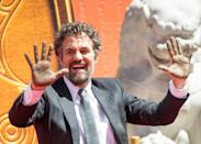 """""""It's been an amazing ride,"""" actor Mark Ruffalo said of the """"Avengers"""" series"""
