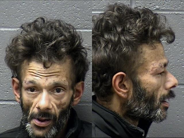 Shaun Weiss, an actor who appeared in The Mighty Ducks movies — has been arrested again. (Photos: Marysville Police Department/Facebook)