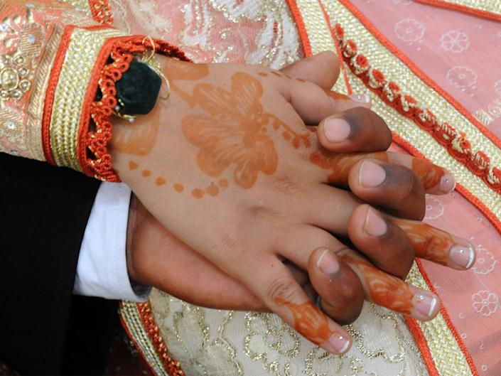 Karma Nirvana dealt with more than 8,268 calls for help regarding arranged marriage in Britain last year: Getty